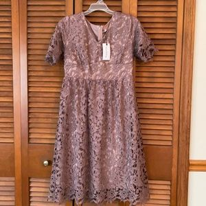 Floral dress NWT